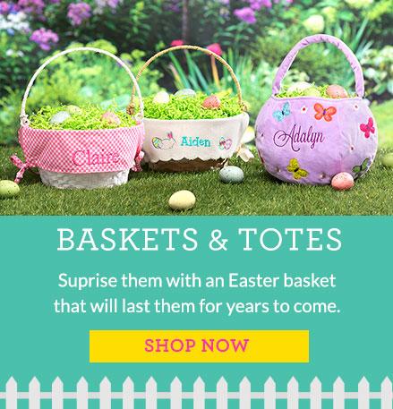 Easter Baskets Mobile